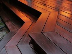 Best Hardwood Decking