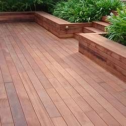 Ipe Deck and Stairs